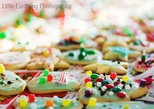 Host a cookie decorating party