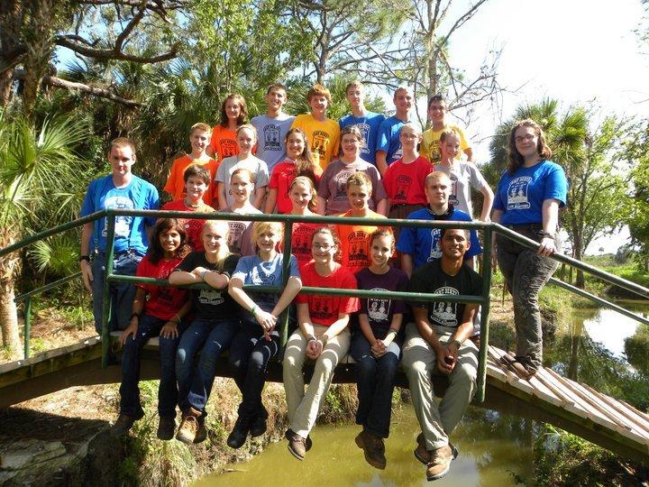 Teen Missions Honduras Team 2011