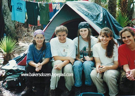 Teen Missions Brazil Fish 1993 Boot Camp