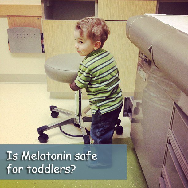 melatonin and toddlers, is melatonin safe for toddlers?, can I give my toddler melatonin? my toddler won't sleep