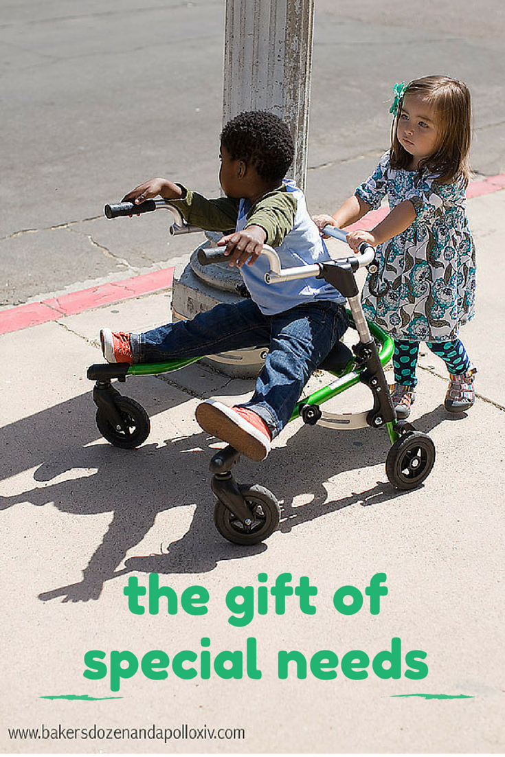 The Gift of Special Needs