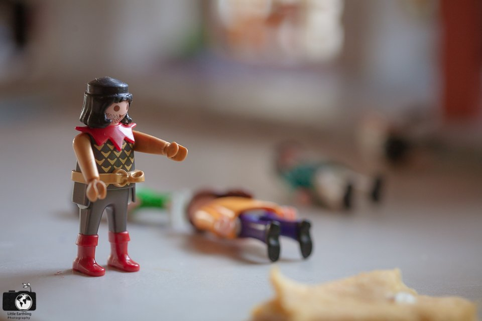Playmobil is a classic toy that will last for years.