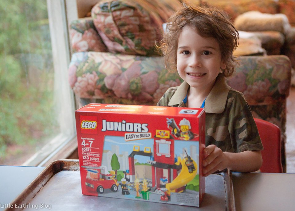 LEGO Juniors Review