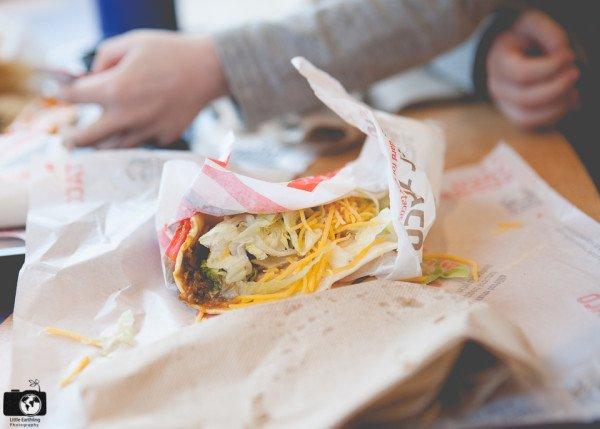 Taco Bell-taco