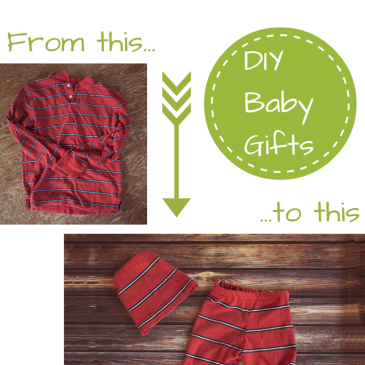 Upcycle Old Clothes {DIY}