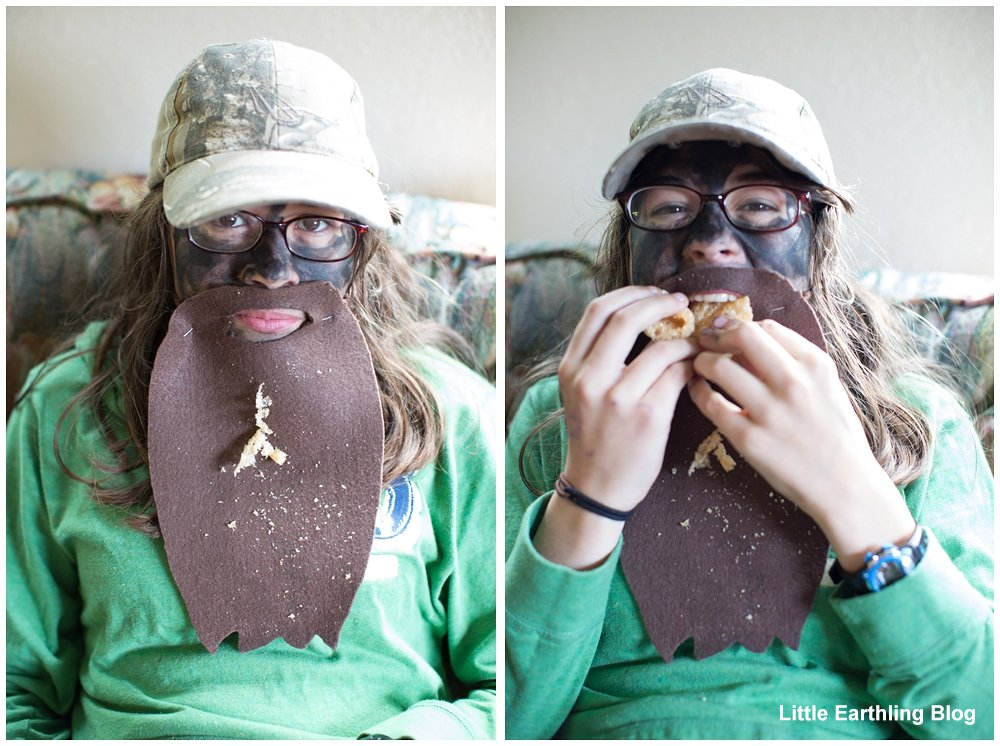 Duck Dynasty Party Costume Ideas