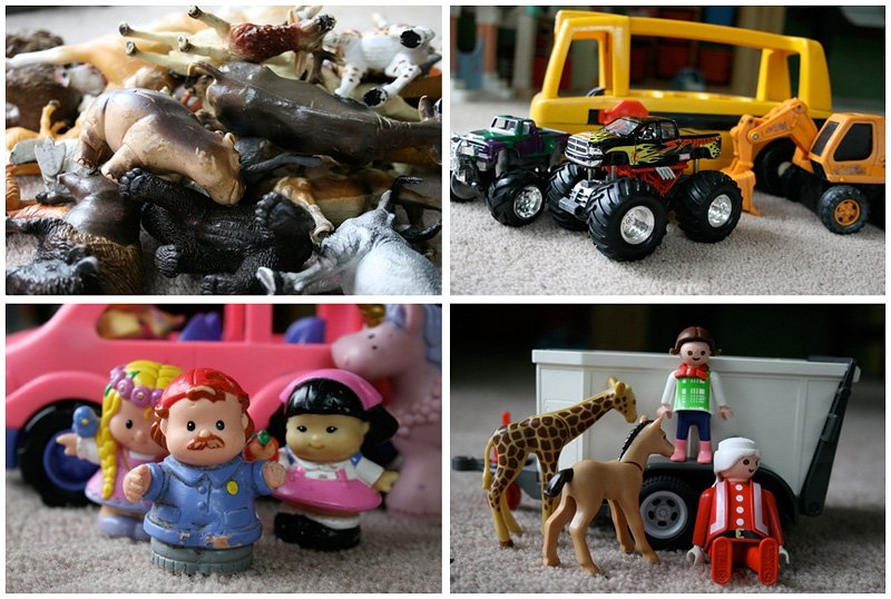 Tips to Declutter Toys
