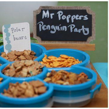 Mr. Popper's Penguin Party