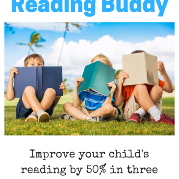 Reading Buddy Software is Perfect for Reluctant Readers
