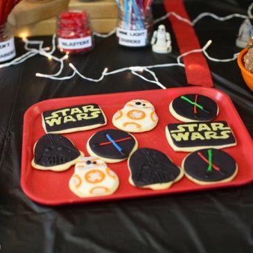 Star Wars Party {Hezekiah's Birthday}