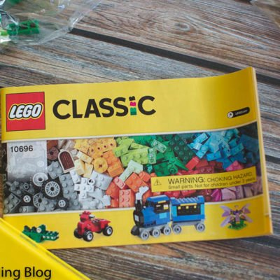 Ideas for encouraging learning with LEGO.