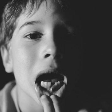 Portrait of a Six-Year-Old Boy