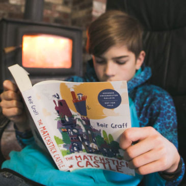 Matchstick Castle {Book Review}
