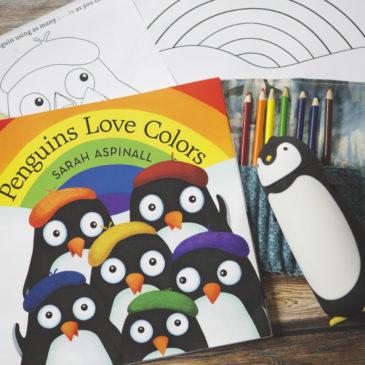 Penguins Love Colors!