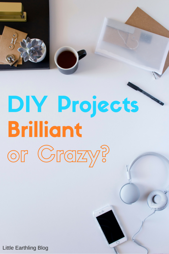 diy projects brilliant or crazy
