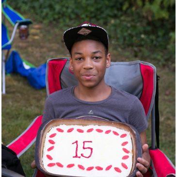 Mordecai's Birthday {15}