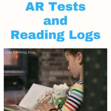 Dear Schools, Please STOP with the AR Tests and Reading Logs