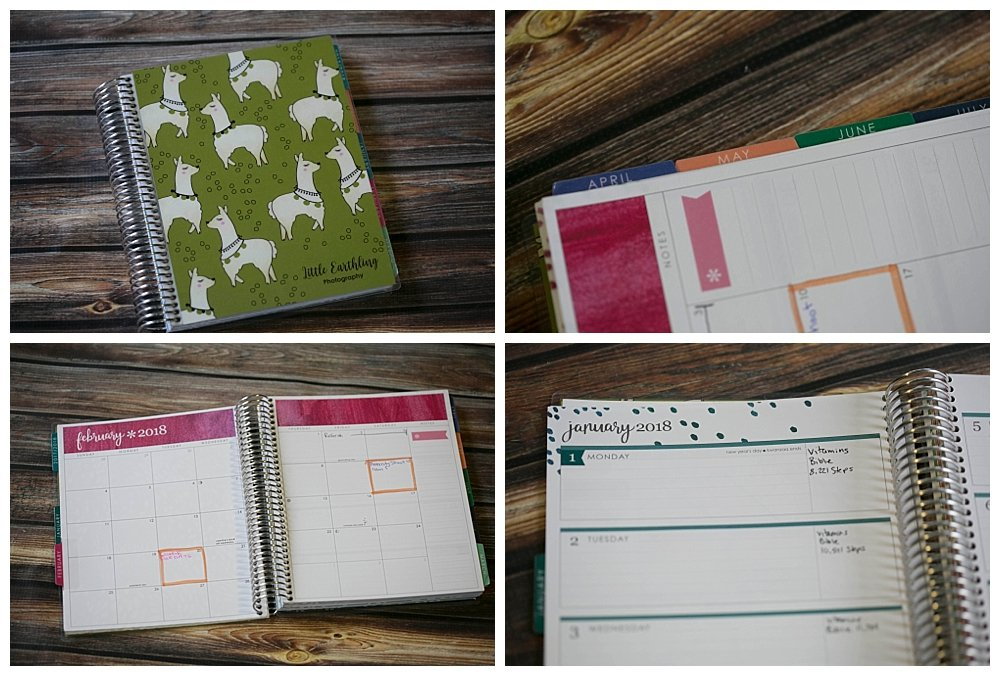 Productivity resources for the large family. Erin Condren Planner.