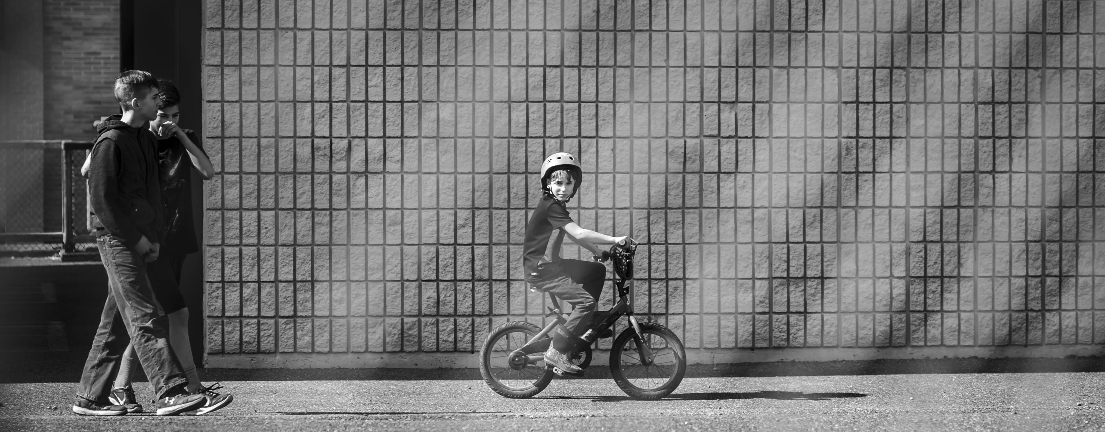 Boys on Bikes