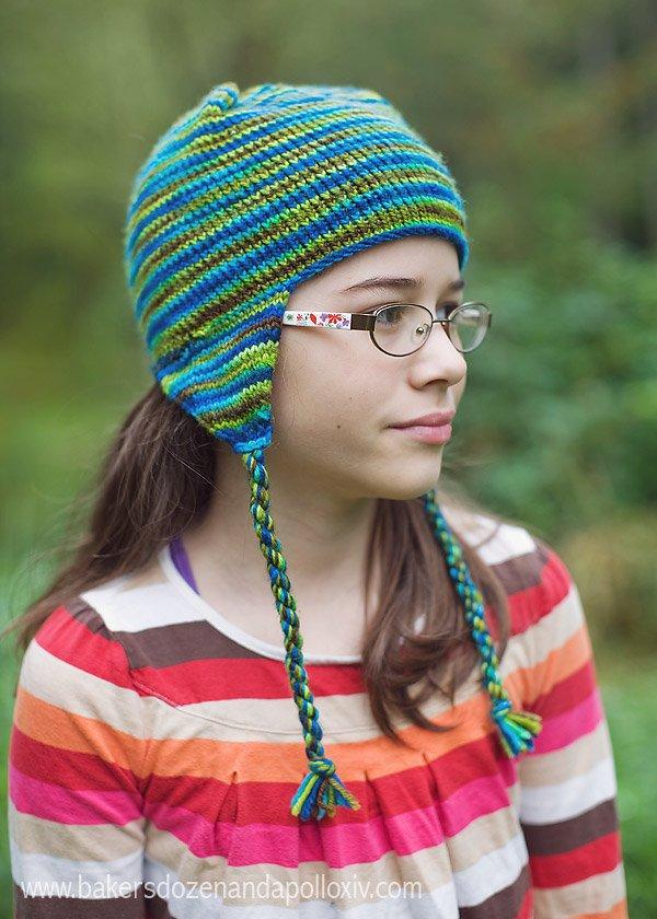 This Amazonia yarn from Three Irish Girls is my favorite ever skein of yarn.