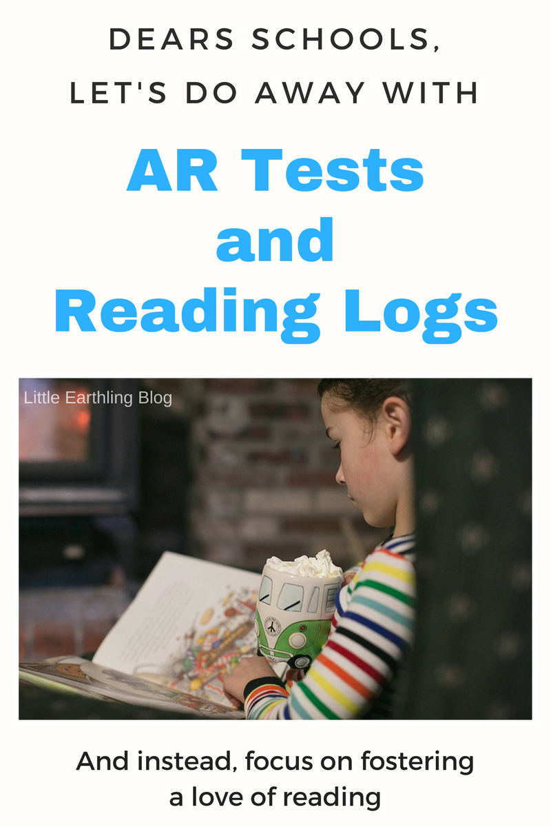 Why Are We Still Teaching Reading Wrong >> Dear Schools Please Stop With The Ar Tests And Reading Logs
