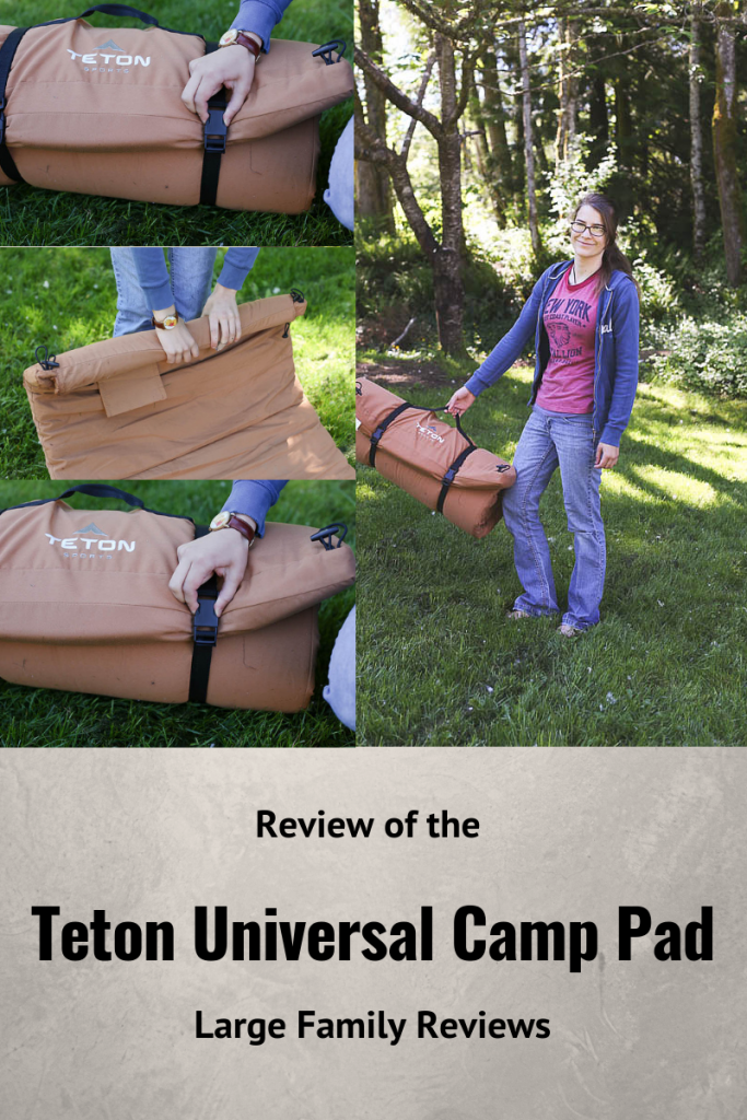 Teton Camp Pad Review