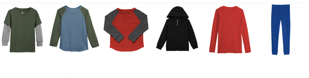 My first ever order to primary dot come. Primary clothing review.